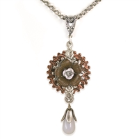 Bathsheba Everdene Steampunk Necklace