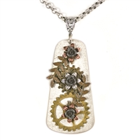 Anne Bonny Steampunk Necklace
