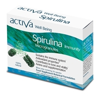 Well-Being Spirulina 30 Caps