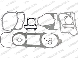 13pc Gasket Kit for Long Case, 150cc GY6 ATV, Scooter & Go Kart