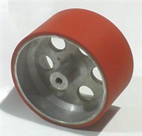 Trumeter 011057-01 Polyurethane covered aluminium 0.5Mtr measuring wheel.