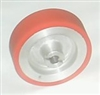 Trumeter 012724-01 Polyurethane covered 0.25 Mtr Measuring Wheel
