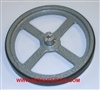 2MRCW-ADP 1/2 Metre rubber covered metal wheel