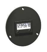 Trumeter 3410-1010 AC/DC HR 3-Hole Round with Reset