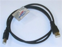 401149-01 USB A-B CABLE 1MTR
