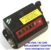 401176-01 Replacement Counter for RC1000 / RC1200