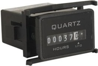 Trumeter 722-0002 Hour meter FLUSH RECTANGULAR 90-265VAC 50/60Hz
