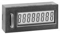 Trumeter 7400AS  8 digit PCB Mount resettable add/subtract LCD Counter