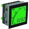 Trumeter APM-CT-APN 72 x 72 CT Meter Positive LCD with no relay output.