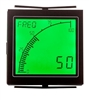 Trumeter APM-FREQ-ANN 72 x 72 Frequency Meter Negative LCD with no relay output.
