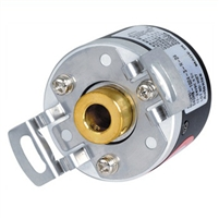 E40H10-250-3-T-24 Hollow Shaft Rotary Incremental Encoder