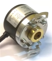 E40H10-50-3-T-24 Hollow Shaft Rotary Incremental Encoder