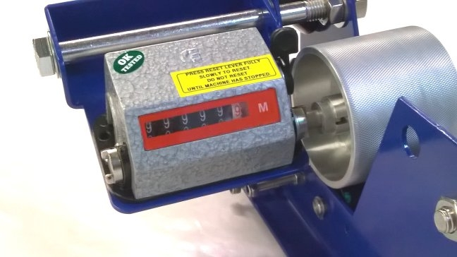 Cable Length Measuring Equipment : Mm am measuring machine