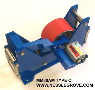 MM80AM Measuring Machine Polyurethane Wheel