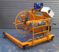 RC1200 Electric Cable Coiling Machine  / Cable Rewinding Machine