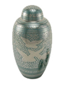 GOING HOME CREMATION URN  - ADULT