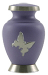 ARIA BUTTERFLY CREMATION URN KEEPSAKE