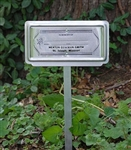 MCNEILL #700 ALUMINUM GRAVE MARKERS
