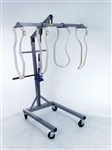 WILLIAMS BODY & CASKET LIFT-400 LBS CAPACITY