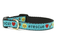 Unique Cat Collar Rescue SaltyPaws.com