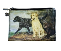 Labrador Retriever Coin Purse Available At SaltyPaws.com