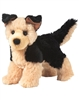 "German Shepherd Plush Stuffed Animal ""Sheba"" SaltyPaws.com"