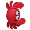Cat Toy Catnip Red Crab at SaltyPaws.com