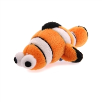 Cat Toy Catnip Clownfish at SaltyPaws.com