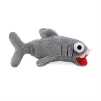 Cat Toy Catnip Shark at SaltyPaws.com