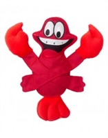 Dog Toy Pentapull Lobster at SaltyPaws.com