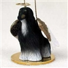 Afghan Hound Angel Ornament