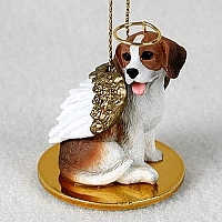 Beagle Angel Ornament