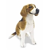 Beagle Life-Size Plush SaltyPaws.com