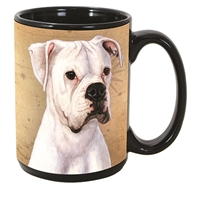 Boxer Coastal Coffee Mug Cup www.SaltyPaws.com