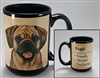 Puggle Coastal Coffee Mug Cup www.SaltyPaws.com