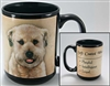 Soft Coated Wheaten Coastal Coffee Mug Cup www.SaltyPaws.com