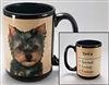 Yorkshire Terrier Coastal Coffee Mug Cup www.SaltyPaws.com