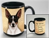 Rat Terrier Coastal Coffee Mug Cup www.SaltyPaws.com