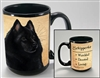 Schipperke Coastal Coffee Mug Cup www.SaltyPaws.com
