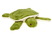 Dog Toy Tough Plush Turtle at SaltyPaws.com