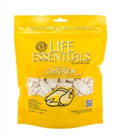 Freeze Dried Chicken Bites 2 oz SaltyPaws.com