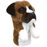 Boxer Golf Club Headcover at SaltyPaws.com