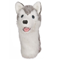 Husky Golf Club Headcover at SaltyPaws.com