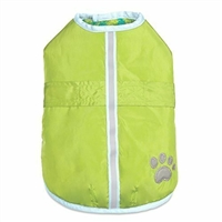 ThemaPet Nor'easter Navy Coat available at SaltyPaws.com