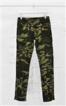 Army Print Cargo Pant