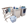 Hobby Laundry Work and Life Station for Alzheimer's and Dementia