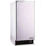 Hoshizaki 55-lb Air Cooled Cube-Style Ice Maker With Bin, (AM-50BAE)