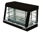 "Adcraft HD-36 Heated Display Case - Countertop, Electric, 35.5"" Width"