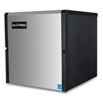 ICE-O-Matic 527-Pound Water Cooled Half Cube Ice Machine, (ICE0520HW)