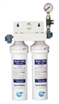 ICE-O-Matic Dual Water Filter Manifold, (IFQ2)